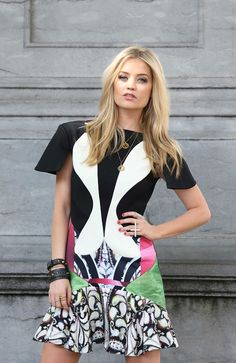 Laura Whitmore - Peter Pilotto