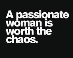 Passionate Women