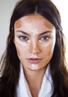 Beginner's 5 Step Guide To Contouring - Great Tips! #Beauty #Musely #Tip