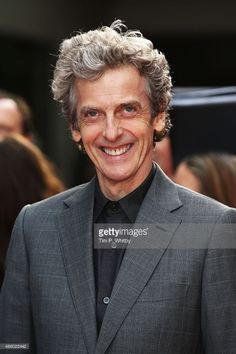 Peter Capaldi at the Empire Film Awards, March 29, 2015.