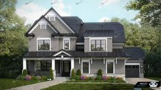Get in early on this brand new home to be built by Tulacro Development. It will be almost 8000 square feet and boast high end quality materials Bedrooms 6 Baths. Still time to customize. Square Feet, My House, New Homes, Cabin, Mansions, House Styles, Sims 4, Baths, Building