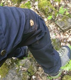 #Fjallraven Keb Trousers: masterful design and construction to tackle any trail or weather.