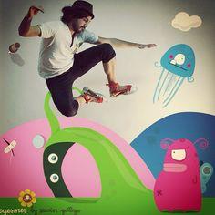 Jump xevito jump!
