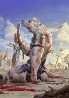 Furry Wolf, Furry Art, Fantasy Creatures, Mythical Creatures, Werewolf Art, Furry Drawing, Anthro Furry, Anime Wolf, Fantasy Warrior