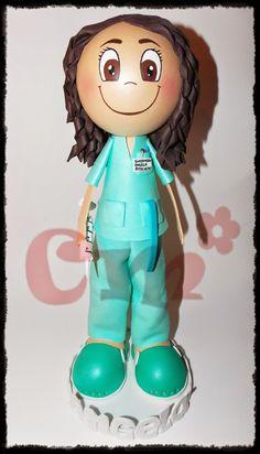 Bonitos Detalles : enfermera