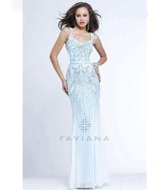 Formal Evening Gowns | ... Prom Gown - Unique Vintage - Prom dresses, retro dresses, retro