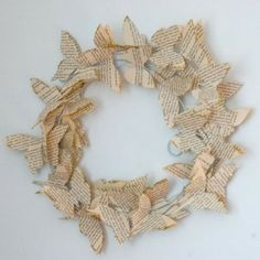 Butterfly Wreath @ Ritzy Market