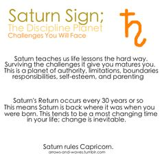 Saturn Sign - The Discipline Planet - Challenges you will face chart births chart cheat sheets chart free chart numbers chart reading chart relationships Saturn Astrology, Astrology Planets, Learn Astrology, Astrology Numerology, Numerology Chart, Astrology Chart, Astrology Zodiac, Astrology Signs, Zodiac Signs