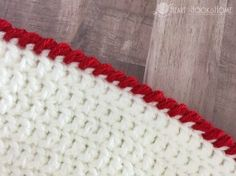 How to Crochet the Crab Stitch