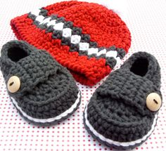 I should make these...have three new great nieces or nephews coming this year!