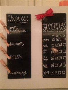 Cute roommate chore chart idea                                                                                                                                                                                 More