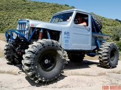 Willys PU Extreme Willys Wagons and Trucks - Page 5 - Pirate4x4.Com : 4x4 and Off-Road Forum