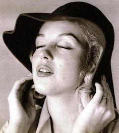 Marilyn Monroe - foto pubblicata da schpolarlicht