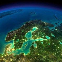 Scandinavia, Finland, the Baltic, Estonia, Latvia, Lithuania