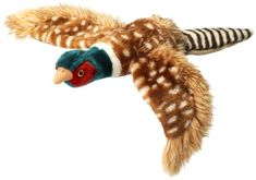 House of Paws Plush Pheasant Dog Toy Large ** Read more  at the image link.