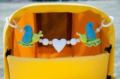 Etanavaunulelu vauvalle • Kuippana Ravelry, Summer Dresses, Baby, Summer Sundresses, Newborns, Babys, Infant, Infants, Sundresses
