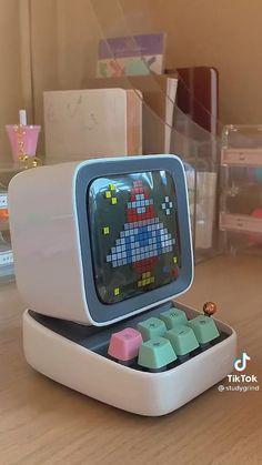 Geek Gadgets, Home Gadgets, Cool Gadgets On Amazon, Pinterest Room Decor, Gaming Room Setup, Kawaii Room, Cute School Supplies, Cute Cups, Game Room Decor
