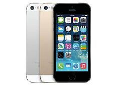 Apple iPhone 5s - 16gb - FACTORY UNLOCKED Smartphone Black / White / Gold (B)