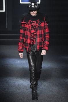 Philipp Plein: menswear fall/winter 2014-2015