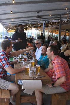 Patio, Drinks, Porch, Trinity Groves, Restaurant, Dallas, West Dallas