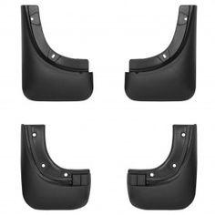 4 paraspruzzi [pro.tec] (anteriori e posteriori) Paraschegge / Perfettamente compatibili / Set di potenziamento / Specifici per il modello 32,90 € Audi A6, Plastic