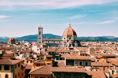 VIDEO: Solving the Mysteries of Brunelleschi's Dome. Florence, Italy