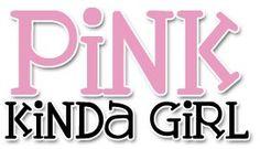 Pink Kinda Girl