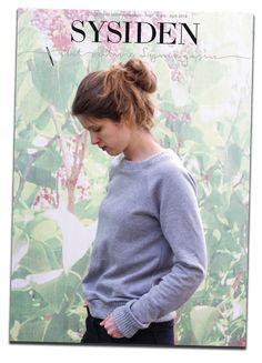 Sysiden 27 handler om sweatere og sweatshirts. Forskellen i udtrykket lægger i stofvalget og stylingen. Turtle Neck, Pullover, Sweatshirts, Design, Fashion, Moda, Fashion Styles, Sweaters, Sweatshirt