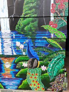 Bird Wall Decals, Favorite Words, Community Art, Explore, Artist, Animals, Beautiful, Animales, Animaux