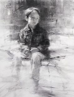 HSIN-YAO TSENG Fine Art - Drawings