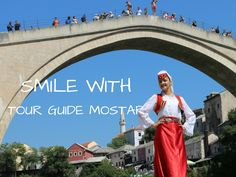 We caught up and took photos with visitors from seventeen countries – Algeria, Australia, Italy, Kuwait, Croatia, Great Britain, Germany, Poland, Slovenia, Spain Turkey, Bahrain, Czech Republic, Greece, Holland, Serbia and Taiwan. Take a look! Visit our website: www.tourguidemostar.com #tourguidemostar #mostar #photography #travel #travelblogger #ethnic #costume #oldbridge #bosniaandherzegovina