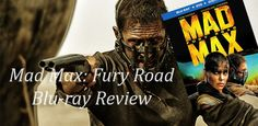 Mad Max: Fury Road was a delight to critics on its cinema release, finally the movie is out on Blu-ray on the 5th October, we got our hands on an early release and we have taken a trip with Mad Max