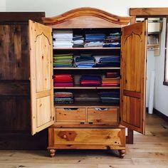 Home is where the fabric is. . #kristinshieldsstudio