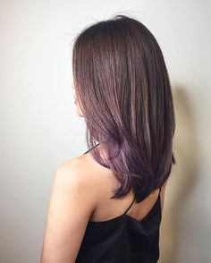 Mixed purplish brown ********** CLEO hair international call here 63385250 for book appointment Hair done by @takuyaxtakuya #hair #haircolor #hairstyle #japanese #hairstylist #singapore #singaporean #color #colors #colour #colours #highlight #highlights #babylights #babylightsombre #ombre #balayage #takuyahair #cleohairsg #purple #purplehair #purplehaze