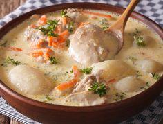Куриный суп, который сделает повседневный обед особенным.