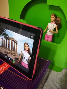 Diary of a Techie Chick: Portable Mini Green-Screen....
