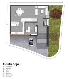 Resultado De Imagen Para Creato Arquitectos Planos Planos De Casas Arquitectura Arquitectura Moderna