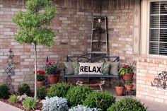 Front Porch idea.