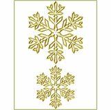 Snowflake Gold 5
