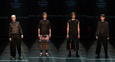 Verena Schepperheyn Mercedes Benz Fashion Week 2015 Ljubljana