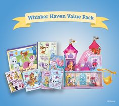 Palace Pets in Whisker Haven Sweepstakes