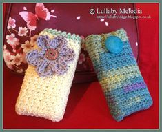 Lullaby Lodge: Free Pattern - Pocket Tissue Cosy