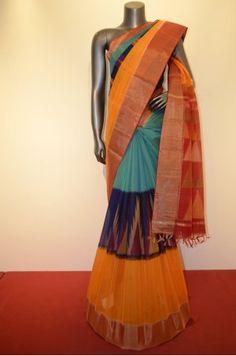 Pochampally Pure Silk Cotton Saree Brand: Janardhan silks Product Code: AC212140 Price: ₹4,870 #Wedding #Kanchipuram #Kanjivaram #Kanjeevaram #Designersarees #Ethnicwear #Exclusivedesign #India # Saree fashion #Sari #Beautiful Saree #wedding #bridalwear #indianwedding #designer #bridal #desi #indianfashion #partywear #ethnic #sarees #onlineshopping Sarees #indianbride #indianwear #Saree love #uk #usa # canada #traditional #gorgeous #bride #elegant