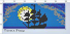 3. Схемы фенечек прямого плетения. | 1 967 фотографій