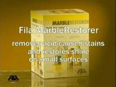 How to remove acid etch marks from marble | FILAMARBLE RESTORER