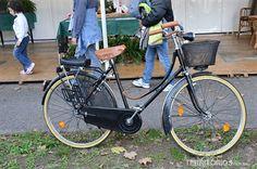 """Bicicletas por todos os lados e parada na praça de Bondeno - """"Bondeno e suas surpresas"""" by @blogteritorios"""