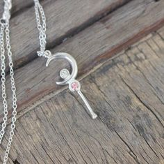 sailor moon wand necklace?
