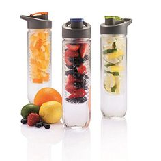 Fruit infused water. Tired of boring water? It's as simple as adding a little fruit and fresh herbs to your water to give it some flavor! Enjoy fruit water.