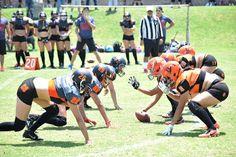 Browns cae ante Sunrise 33-18 ~ Ags Sports
