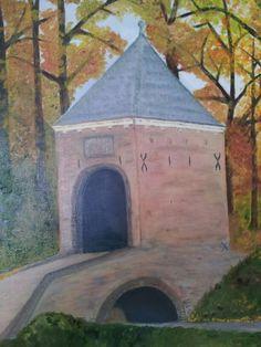 Poortje van Groenestein Langbroek